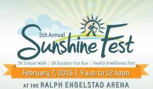 Sunshine Fest Logo 2015