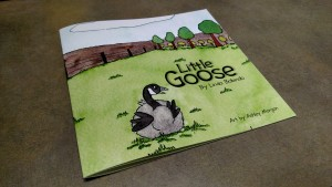 Little Goose book